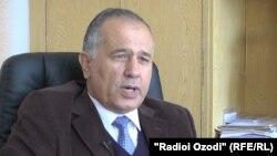 Сайфулло Сафаров