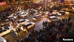Teheran: Građani slave dogovor o nuklearnom programu