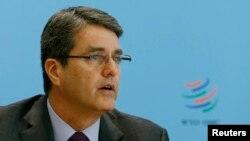 WTO Director-General Roberto Azevedo