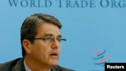 Генеральный директор Всемирной торговой организации Роберто Азеведо.