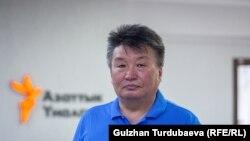 Мейманбек Абдылдаев.