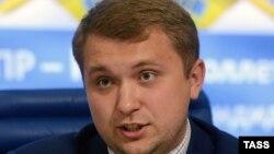 Депутат Госдумы России Борис Чернышов