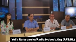 Круглий стіл експертів щодо законопроекту Журавського, Дніпропетровськ, 25 липня 2012 року