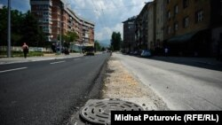 Prizor iz Sarajeva