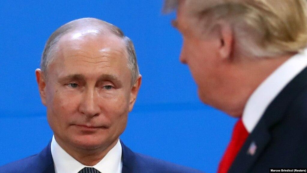 Трамп Япония саммитида Путин билан учрашини маълум қилди