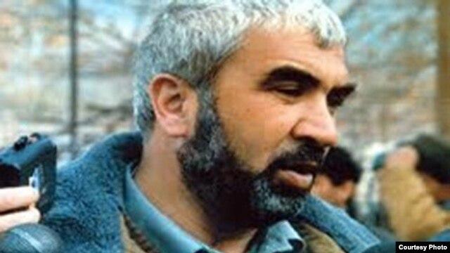 """Гаффор Мирзоев, который больше известен как """"Гаффор-Седой""""."""