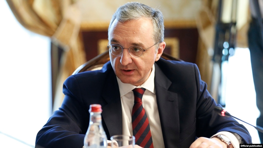 Глава МИД Армении посетит Брюссель, Минск и Берлин