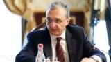 И. о. министра иностранных дел Армении Зограб Мнацаканян (архив)