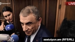 Ара Баблоян, Ереван, 7 ноября 2018 г.