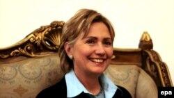 Супруга Билла Клинтона не прочь стать самой первой леди США