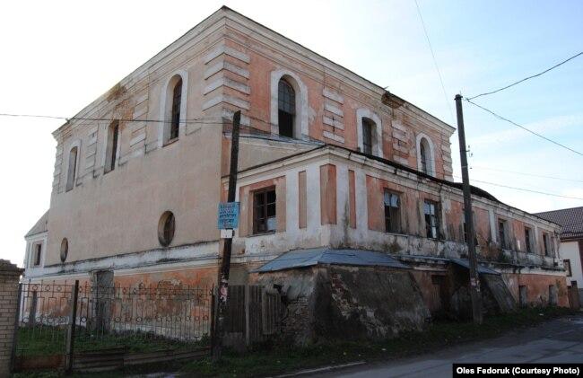 Велика синагога XVI‒XVIIІ століть