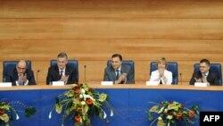 Sa donatorske konferencije u Sarajevu, 24. travanj 2012.