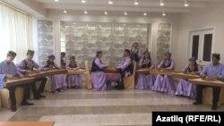 Мари Иле татар мәдәнияте үзәге гөсләчеләр ансамбле