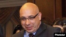 ԱԺ պատգամավոր Խաչատուր Քոքոբելյանը, արխիվ: