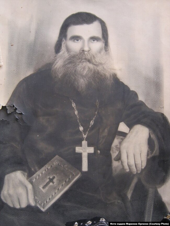 Священик Микола Капшученко також зазнав репресій з боку радянської влади