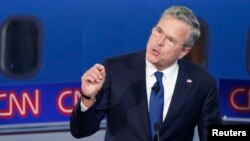 АҚШ президенттігіне Республикалық партия атынан үміткер Джеб Буш.