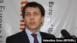 Ministrul Oleg Efrim