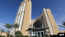 Pamje nga kryeqyteti Tripoli në Libi