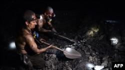 Вугільна шахта у Макіївці Донецької області, 23 грудня, 2014 (ілюстраційне фото)