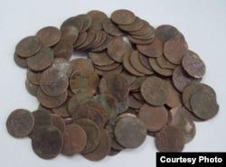 Скарб медных солідаў XVII ст. ня меў ніякай грашовай каштоўнасьці для вяскоўца