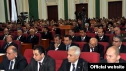 фото с официального сайта президента Таджикистана