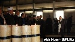 Komemoracija u Jevrejskoj opštini u Sarajevu
