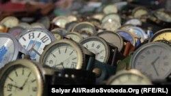 О 3:00 за київським часом стрілки годинників будуть переведені на одну годину впере