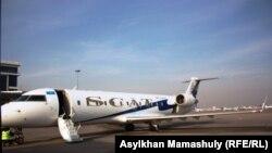 Пассажирский самолет авиакомпании SCAT. Иллюстративное фото.