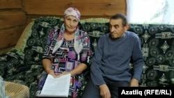 Рифкат и Сюмбель Хафизовы