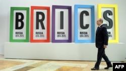 Vladimir Putin ne samitin BRICS