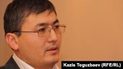 Нұрғали Мелдеев, сот орындаушысы. Алматы, 7 ақпан 2013 жыл