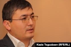 Нургали Мелдеев, судебный исполнитель. Алматы, 7 февраля 2013 года.