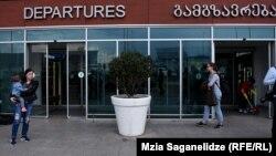 Тбилисский аэропорт (архив)