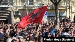 Protesti u Tirani, ilustrativna fotografija