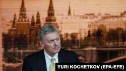 Пресс-секретарь президента России Дмитрий Песков (архив)