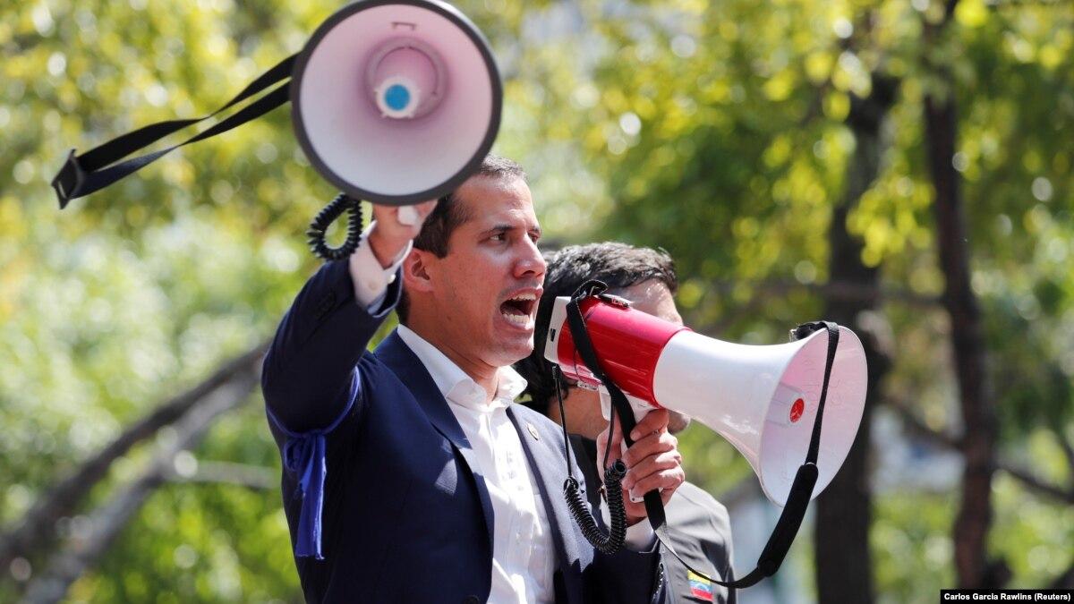 В Венесуэле выбрали главу парламента без оппозиции – зато она провозгласила головой Гуайдо