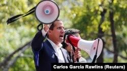 خوان گوآیدو، رهبر مخالفان در ونزوئلا