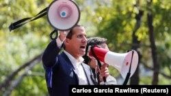 Lider opozicije u Venecueli, Juan Guaido