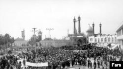 İranda İslam inqilabı, 1979