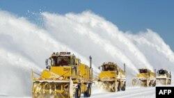 Снегоуборочная техника. Иллюстративное фото.