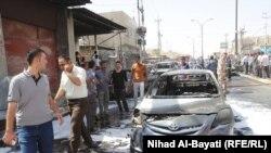 Nga sulmet e militantëve të Is, në Irak