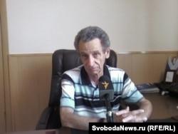 Председатель совета еврейской общины Биробиджана Роман Ледер
