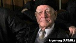 Архивное фото: Симферополь, крымскотатарский писатель Риза Фазыл, 5 октября 2015 года