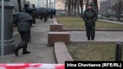 Москва, Революция аянты, 8-декабрь.