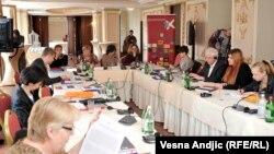Učesnici konferencije