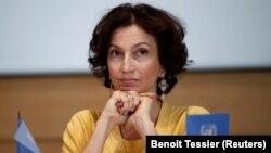 Генеральный директор UNESCO Одри Азуле