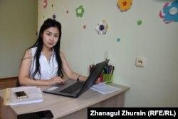 Реабилитацин центрера психолог Ибадуллаева Жайсан