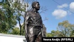 Spomenik Milanu Tepiću u Beogradu
