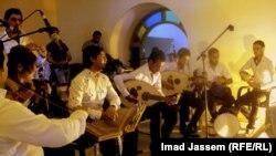 من حفل الربيع السنوي لمعهد الدراسات الموسيقية