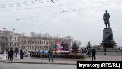 Площа Нахімова в Севастополі